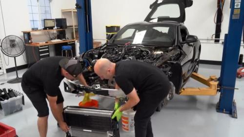 Modifikasi Toyota Supra