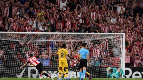 Barcelona telan kekalahan di laga perdana Liga Spanyol 2019-2020