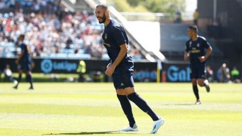 Karim Benzema (Foto: Twitter/@realmadriden)