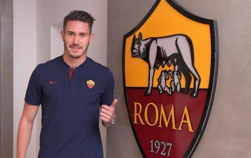 Mert Cetin jadi pemain baru AS Roma