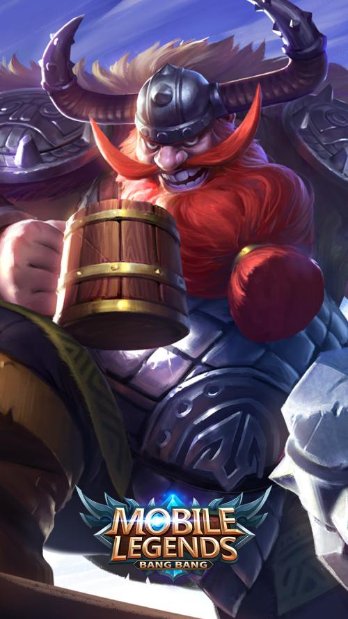 Game Mobile Legends menghadirkan bermacam-macam hero.