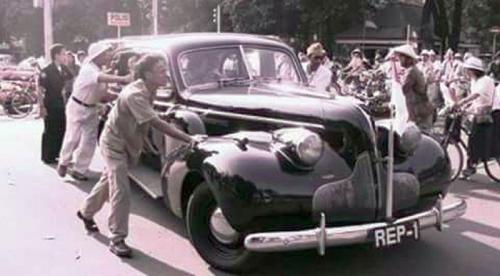 Mobil Kepresidenan RI