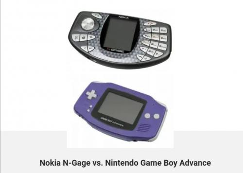 Nostalgia Ponsel Gaming N Gage