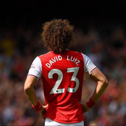 David Luiz resmi berlabuh ke Arsenal