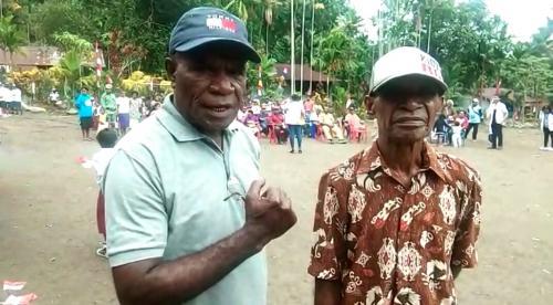 Mantan Pejuang Kemerdekaan Papua