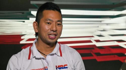Takeo Yokoyama berjanji HRC akan membangun motor yang ramah untuk semua pembalap (Foto: MotoGP)