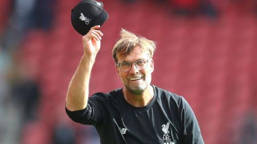 Jurgen Klopp anggap kesalahan tersebut normal (Foto: Premier League)