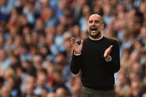 Pep Guardiola (Foto: Man City)