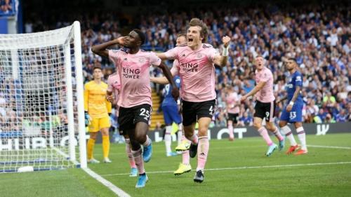 Chelsea vs Leicester City