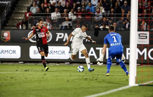 Stade Rennais vs PSG
