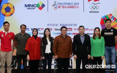 MNC Group jadi official broadcaster SEA Games 2019