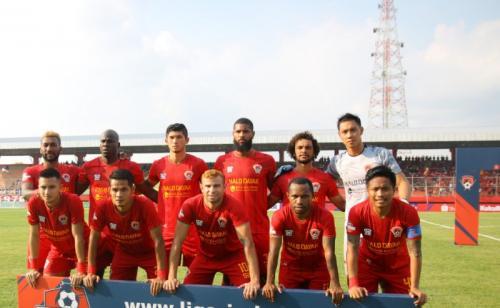 Kalteng Putra mengandalkan permainan fisik (Foto: Situs resmi Liga 1)