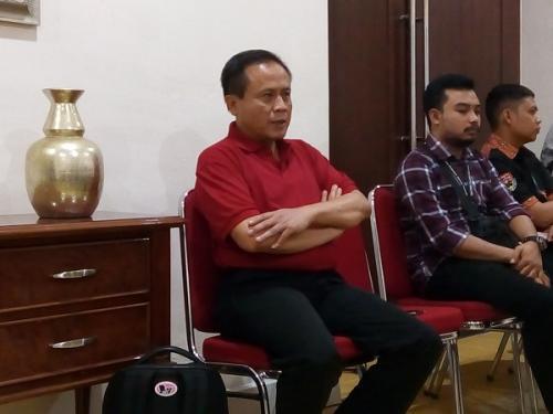 Direktur Sosialisasi Komunikasi dan Jaringan BPIP, Aris Heru Utomo (Bramantyo)
