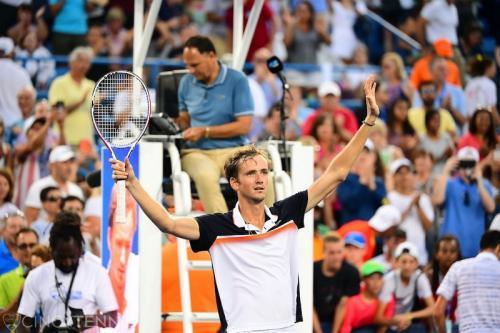 Daniil Medvedev juara Cincinnati Masters 2019