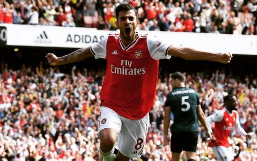Impresif di awal musim, Dani Ceballos siap emban tanggung jawab besar di Arsenal
