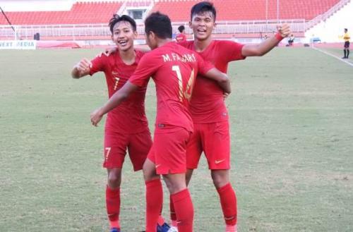 Timnas Indonesia U-19 (Foto: Media PSSI)