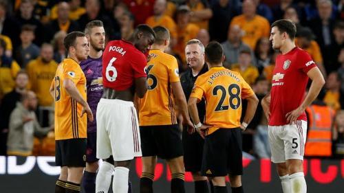 Man United vs Wolverhampton Wanderers