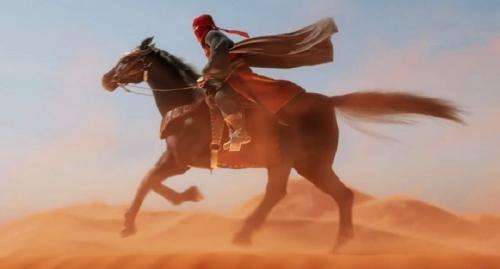 Ilustrasi Bilal bin Rabah.
