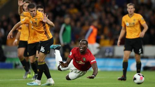 Man United vs Wolves