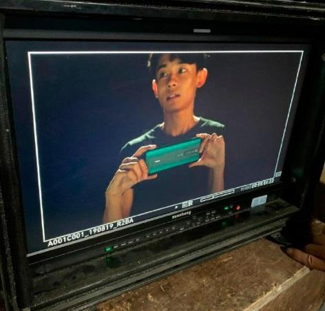 Tampilan Xiaomi Redmi 8 Pro Bocor