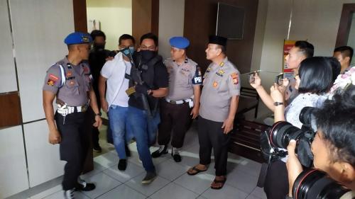 Anggota DPRD Makassar ditangkap