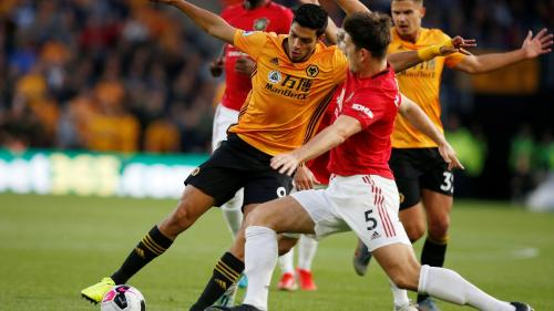 Wolverhampton vs Man United (Foto: Premier League)