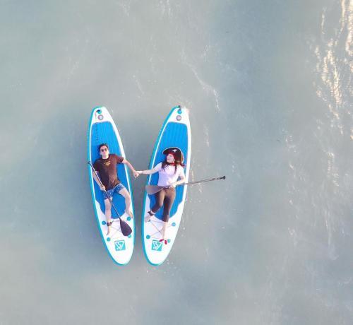 Arief Main Paddle