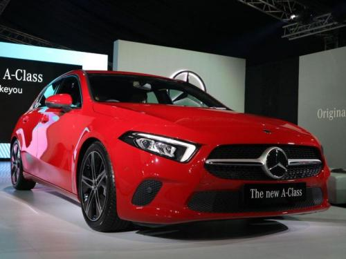 Sensor Mercedes Benz