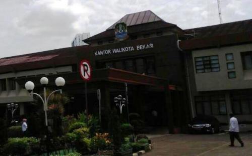 Gedung Wali Kota Bekasi (foto: Okezone)