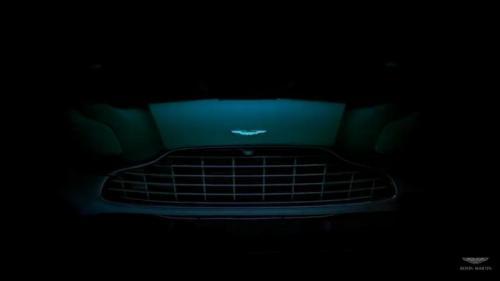 SUV terbaru Aston Martin