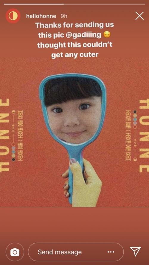 Poster Honne