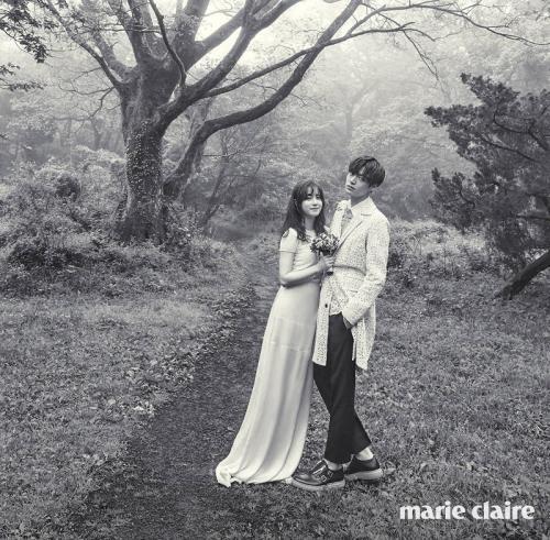 Ahn Jae Hyun siap menceraikan Goo Hye Sun. (Foto: Marie Claire)