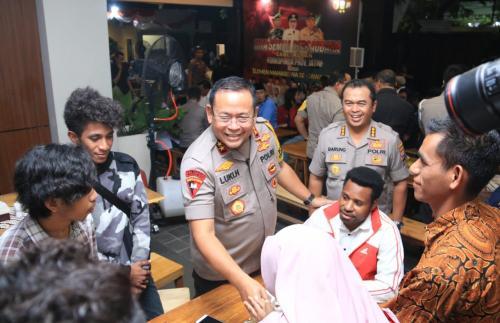 Polisi kumpulkan HMI Cipayung dan BEM se-Jatim