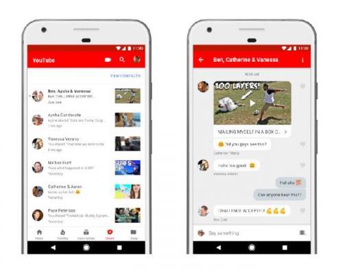 YouTube Matikan Fitur Direct Message di Aplikasi