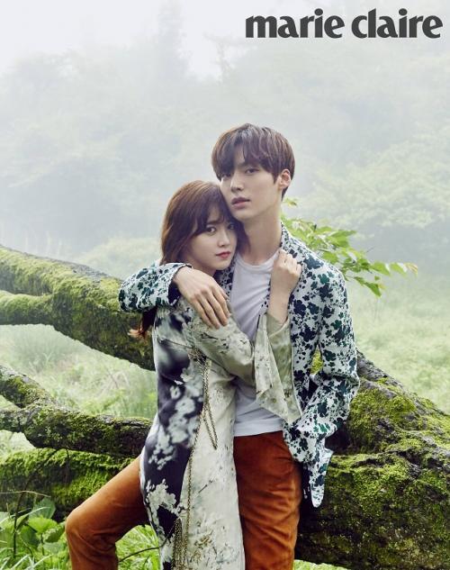Goo Hye Sun sebut sang suami berselingkuh dengan lawan mainnya. (Foto: Instagram/@kookoo900)