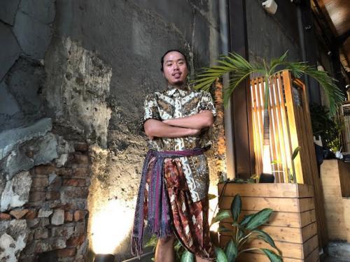 Asoka Remadja batik