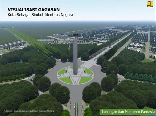 Desain Ibu Kota (PUPR)