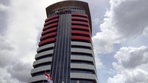 Gedung KPK. (Foto : Dok Okezone)