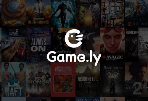 Game.ly Rombak Tampilan Aplikasinya untuk Mudahkan Pengguna