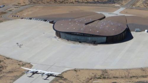 Virgin Galactic telah mengungkap berdirinya bandara atau terminal untuk peluncuran pesawat wisata luar angkasa.