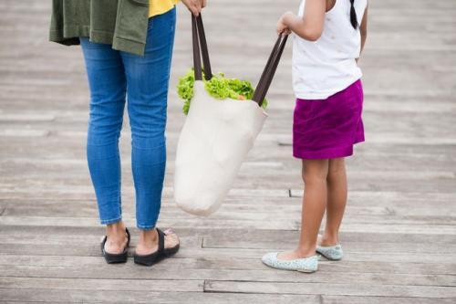 Anak Ibu dan Belanja