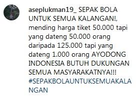 Image result for Harga Tiket Indonesia vs Malaysia di Kualifikasi PD 2022 Jadi Sorotan