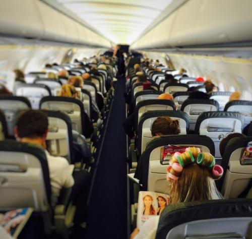Aktivitas di pesawat