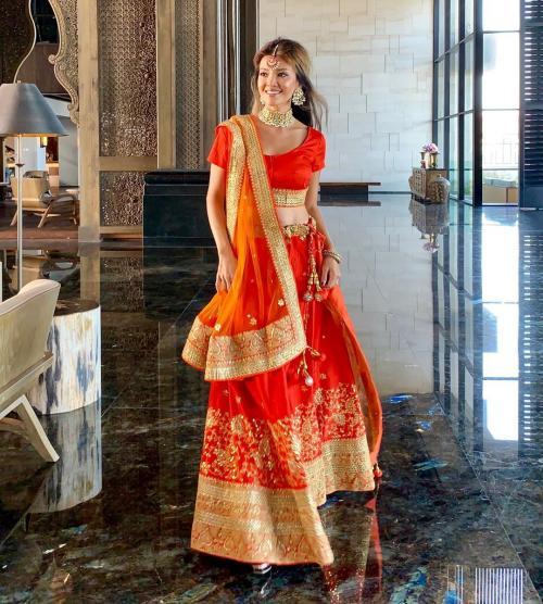 Farah Quinn india