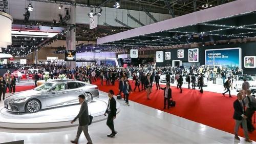 Ilustrasi Tokyo Motor Show