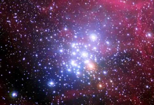 Bintang di angkasa punya nama Arab