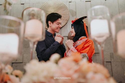 Roger Danuarta menegaskan, restu orangtua merupakan hal utama dalam pernikahannya dengan Cut Meyriska. (Foto: Instagram/@cutratumeyriska)