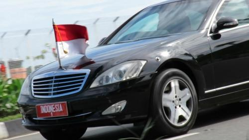 Mobil Presiden RI