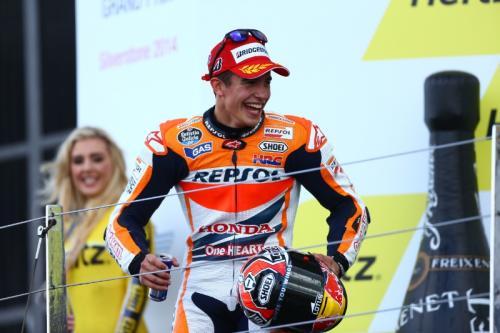 Penampilan Marc Marquez di MotoGP 2019