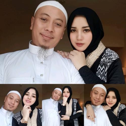 Opick dan istri